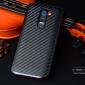 Para Samsung Galaxy Capinhas Transparente Capinha Capa Traseira Capinha Cor Única TPU Samsung S6 edge