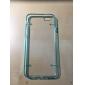Pour Coque iPhone 6 Coques iPhone 6 Plus Transparente Coque Coque Arrière Coque Couleur Pleine Dur Polycarbonate pouriPhone 6s Plus/6