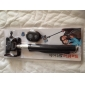 Selfie Extendable Camera Handheld Monopod with Mobile Phone Holder and Bluetooth Remote Shutter for iPhone
