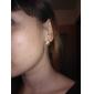 Femme Boucles d'oreille goujon bijoux de fantaisie Alliage Bijoux Pour Quotidien
