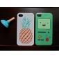 мультфильм рис Pattern шт жесткий задняя крышка чехол для iPhone 4 / 4s