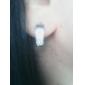 Жен. Серьги-кольца Базовый дизайн Камни по месяцу рождения Elegant Свадьба бижутерия Нержавеющая сталь Стразы Круглый Бижутерия Назначение