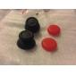 교체 3D 로커 조이스틱 모자 포탄 버섯 모자와 PS4에 대한 엄지 스틱 그립 (분류 된 색깔)