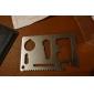 ανοξείδωτο χάλυβα φορητές πολλαπλών λειτουργιών μαχαίρι εργαλείο κάρτα crewdriver ανοιχτήρι