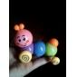 brinquedos educativos de vermes sorridentes mecanismo de relógio para crianças