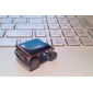 World's Smallest Solar Powered Car