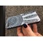 Sonho borlas Padrão Hard Case para iPhone 5/5S