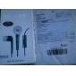 In-Ear avec micro pour Samsung Galaxy I9300 S3 et autres (couleurs assorties)