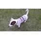 Кошка Собака Футболка Одежда для собак Очаровательный На каждый день Сердца Серый Костюм Для домашних животных