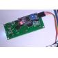 LCD1602 carte adaptateur w / l'interface iic / i2c - noir (fonctionne avec les cartes officielles (pour Arduino)