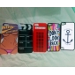 Pour Coque iPhone 5 Etuis coque Motif Coque Arrière Coque Bande dessinée Dur Polycarbonate pour iPhone SE/5s iPhone 5