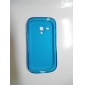 Simple Style Soft Case for Samsung Galaxy S3 Mini I8190 (Assorted Colors)