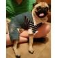 강아지 바지 강아지 의류 카우보이 패션 청바지 블루 코스츔 애완 동물