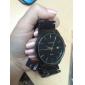 REBIRTH Men's Dress Watch Wrist watch Fashion Watch Quartz Japanese Quartz Water Resistant / Water Proof Stainless Steel Band Cool Black