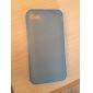 Capa Protetora em TPU com Cores Doces para iPhone 4/4S (Cores Diversas)