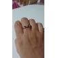 Mulheres Maxi anel Moda bijuterias Strass Liga Jóias Jóias Para Diário
