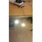zdm ™ 5W torchis 900lm 3000k bande de lumière blanche chaud (dc 9-11v)