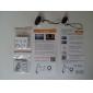 Магнитный 3 в 1 широкоугольный объектив / Макро lens/180 Рыбий глаз объектив / комплект Набор для мобильный 5/4 / IPad / мобильного телефона