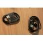 Зарядный кабель для Samsung Galaxy S4 и других сотовых телефонов (разных цветов) 1м Универсальный USB / Micro USB