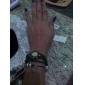 Mulheres Relógio de Moda Bracele Relógio Quartzo PU Banda Borboleta Boêmio Preta Azul Marrom Verde
