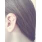 Femme Clips Poignets oreille Simple Style Le style mignon bijoux de fantaisie Perle Alliage Forme d'Etoile Bijoux Pour Soirée Quotidien