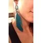 Earring Drop Earrings Jewelry Women Wedding / Party / Daily / Casual / Sports Resin Light Blue