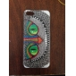 Teste padrão fresco Eye Caso duro PC para o iPhone 5C
