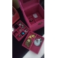 European And Classic Sweet South Korean Princess Jewelry Boxes(1 pc)(More Color)