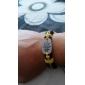 Муж. ID браслеты Wrap Браслеты Уникальный дизайн бижутерия Мода Кожа Сплав Бижутерия Бижутерия Назначение Новогодние подарки