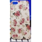 Rose Pattern  PC Hard Case for iPhone 5/5S