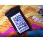 아이폰 5 / 5S / 6 / 6S에 대한 보편적 인 IPX8 방수 파우치 (블랙)
