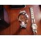 Femme Quartz Bande Bracelet Bayadère Marque-