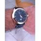 Муж. Наручные часы Кварцевый Календарь Защита от влаги PU Группа Черный Коричневый