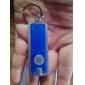 1-Mode de White Light LED Mini lampe de poche porte-clés