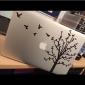 Autocollant pour Macbook Air Pro 11