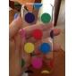Футляр Прозрачный Красочные шары Pattern ПК для iPhone 5C