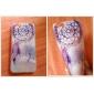 dream catcher modèle ultra mince tpu doux cas de retour de couverture pour iphone 6s 6 plus