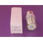 4.5W E26/E27 LED Corn Lights T 56 leds SMD 5730 Natural White 400-500lm 6000-6500K AC 220-240V