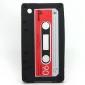 Магнитная лента Pattern Мягкие TPU чехол для iPhone 3G и 3GS (разных цветов)