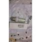 4.5W E26/E27 Ampoules Maïs LED T 56 LED SMD 5730 Blanc Naturel 400-500lm 6000-6500K AC 100-240V