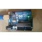 Placa Funduino Uno R3 ATmega328P-PU ATmega16U2 Board para Arduino