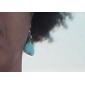 Женский Серьги-слезки Любовь Сердце Драгоценный камень Бирюза В форме сердца Бижутерия Назначение Для вечеринок Повседневные