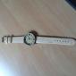 Mulheres Relógio de Moda Quartzo PU Banda Cáqui Ivory