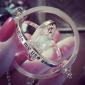 Жен. Ожерелья с подвесками Бижутерия 18K золото Сплав Уникальный дизайн Мода бижутерия европейский Бижутерия Назначение Для вечеринок