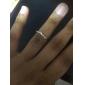 Love Heart-Shaped Золото полный алмазов V-образный хвост кольцом не регулируется Кольцо 2013 Новый