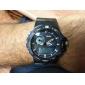 SKMEI Masculino Relógio Esportivo Relogio digital Quartzo Digital Quartzo JaponêsLCD Calendário Cronógrafo Impermeável Dois Fusos
