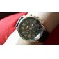 Жен. Модные часы Кварцевый PU Группа Черный Белый Синий Розовый