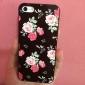rosa caso difícil de alumínio design para iPhone 5 / 5s