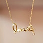 Women's Pendant Necklaces Heart Alloy Love Costume Jewelry Simple Style Jewelry For Party Birthday Gift Daily Casual
