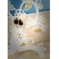 Жен. Серьги-гвоздики Мода Elegant Свадьба Синтетические драгоценные камни Резина Сплав Бижутерия Бижутерия Назначение Свадьба Для